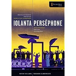 Iolanta / Persephone