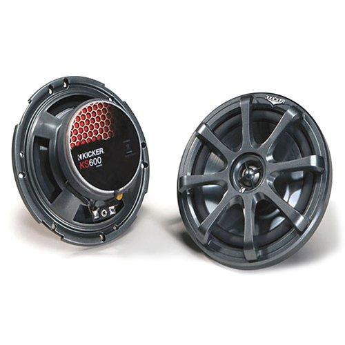 Kicker 08Ks600 6-Inch 160Mm Coax Speaker