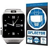 DFlectorshield Screen Protector for the Scinex® LED Screen Bluetooth Smart Watch with free lifetime replacement program