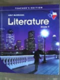 9780547116075: Literature Grade 9 (Texas) (Teacher's Edition)