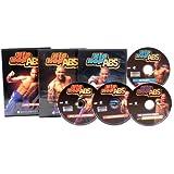 ヒップホップ アブス 米国版 3巻セット(DVD4枚) ヒップホップでダイエット 22139