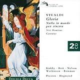 Vivaldi : Gloria (Nulla in mundo pax sincera)by Antonio Vivaldi
