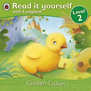 Read it Yourself: Chicken Licken: Level 2 (Read it Yourself - Level 2)