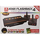 Atari Flashback 4 Retro Game Console - Electronic Games