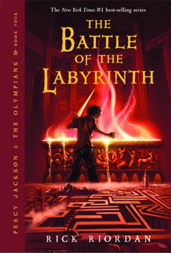 The Battle of the Labyrinth (Percy Jackson and