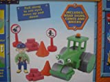 BOB THE BUILDER FRICTION POWERED ROLEY PLAYSET