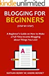 BLOGGING FOR BEGINNERS 2016 - Step by...