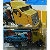 2011 Hot Wheels Highway Hauler 2 45/247 45 Of 50 In Series Mack Truck
