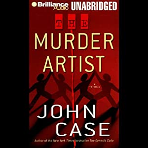 The Murder Artist Audiobook