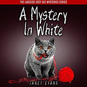 A Mystery in White Audiobook