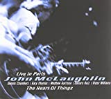 The Heart of Things: Live in Paris By John McLaughlin (2010-08-10)