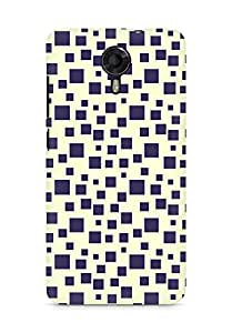 Amez designer printed 3d premium high quality back case cover for Micromax Canvas Xpress 2 E313 (Black n Yellow Pattern1)