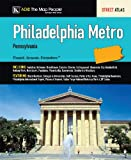 Philadelphia PA Metro Atlas (Adc the Map People Metro Philadelphia Pennsylvania Street Atlas) (0841671052) by ADC The Map People