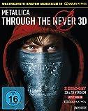 DVD & Blu-ray - Metallica - Through the Never - Dolby Atmos [3D Blu-ray inkl. 2D]