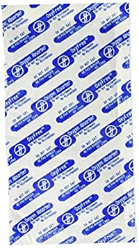 Oxyfree Oxygen Absorbers (Pack of 10), Blue