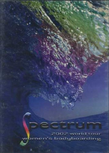 The 2002 GOB Women's World Tour -Spectrum 【ボディボード/BODYBOARD DVD 特価】