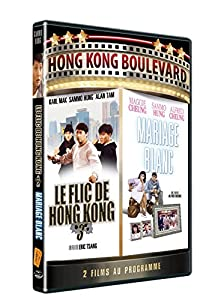 Le Flic de Hong Kong 3 + Mariage blanc