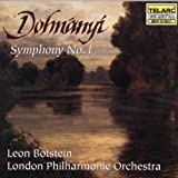 Symphony 1 in D Minor Op 9