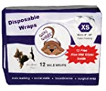 Wiki Wags Brand 12 Extra Small Dispos...