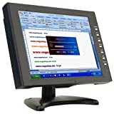 """VSG 12,1"""" Zoll (30,7) VGA Monitor mit Touchsreen-Steuerung und VESA Vorbereitung f�r Kassensysteme, PC's, POS und Keyboardsvon """"VSG �"""""""