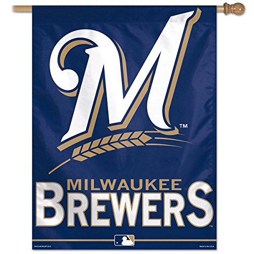 Milwaukee Brewers House Flag and Banner