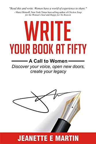 Write Your Book At Fifty by Jeanette E Martin ebook deal