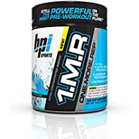 BPI Sports 1MR One More Rep Ultra Concentrated Energy Supplement, Snow Cone Supplement, 8.5 Ounce
