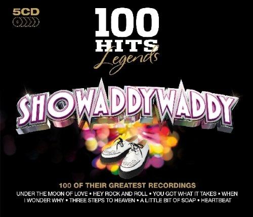 Showaddywaddy - 100 Hits Legends-Showaddywaddy - Zortam Music