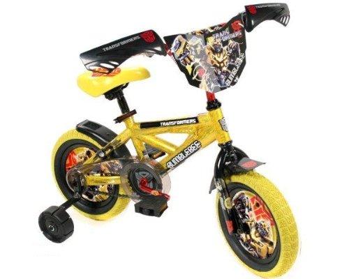 Dynacraft Transformers Bumblee Bike (12-Inch Wheels)