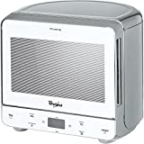 Whirlpool MAX 35 WSL Microwave Oven with Auto Steam Function, 13 Litre, Silver