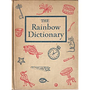 Amazon.com: The Rainbow Dictionary: Wendell William Wright: Books