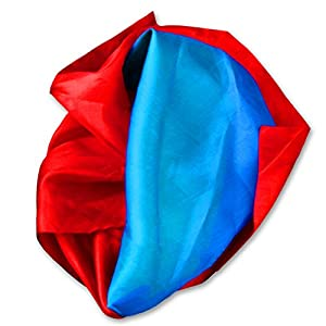 Amazing Color Changing Hanky Magician's Silk Scarves by Magic Palace