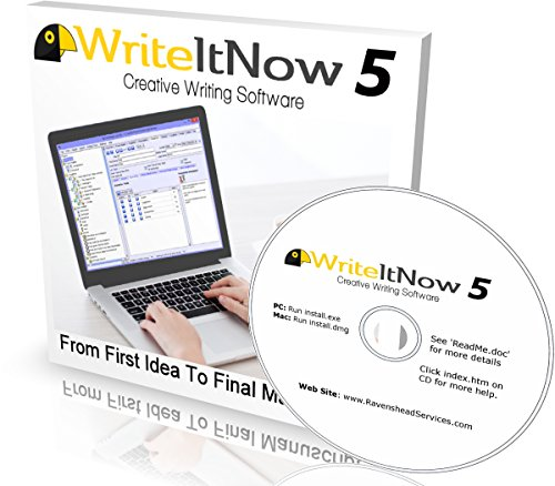 WriteItNow 5 [PC / Mac] (Mac Writing Software compare prices)