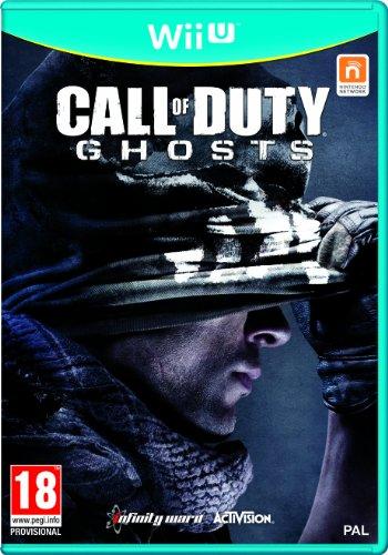 Call of Duty (COD): Ghosts  (Wii U)