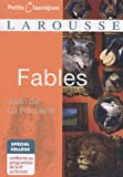 echange, troc Jean de La Fontaine, Yves Stalloni - Fables