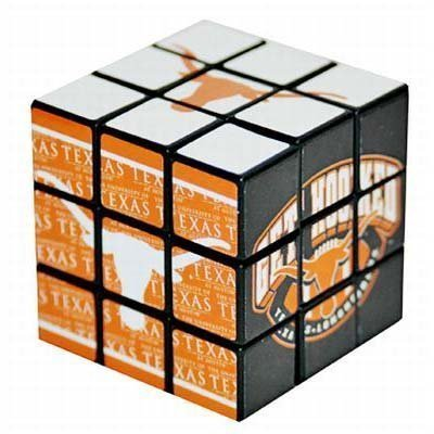NCAA Texas Longhorns Toy Puzzle Cube