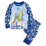 Disney Store Frozen Olaf Pajama Pants Set for Boys - Size 3-8