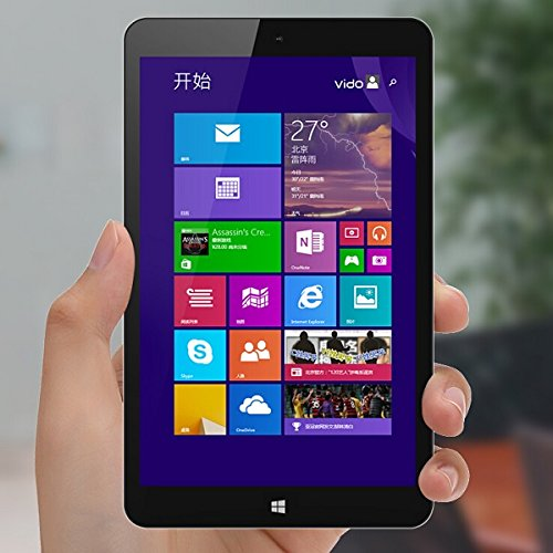 Original road W7 dual OS 32 GB intel 3735G IPS LCD BT with 4.4 Windows 8.1 Tablet PC Play store Windows store Android [parallel import goods]