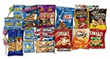 Snack-A-Matic Premium Sweet & Savory Variety Pack - 28 Piece Deluxe Snack Box with Cookies, Crackers, Candy, Pretzels & More