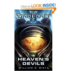 StarCraft II: Heaven's Devils by William C Dietz