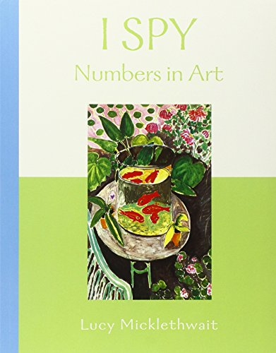 Numbers in Art (I Spy)