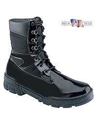 Thorogood 831-6823 Men's Poromeric 8-inch Commando Plus Boot Black
