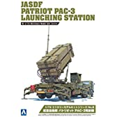 JASDF Patriot PAC-3 Launching Station by Aoshima [並行輸入品]
