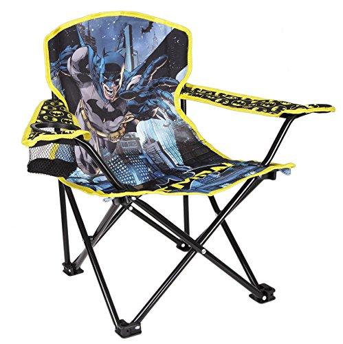 Kids Batman Camp Chair at Gotham City Store