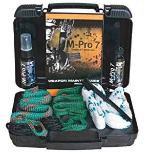 M-Pro 7 Tactical 3 Gun Cleaning Kit by M-Pro 7