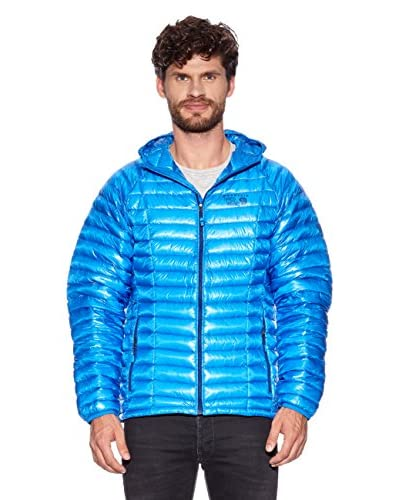 Mountain Hardwear Daunen Giacca Ghost Whisperer [Blu]
