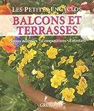 echange, troc Hermann Hackstein, Wota Wehmeyer - Balcons et terrasses : Plantes adaptées, composition, entretien