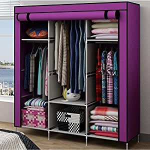 generic new portable folding clothes bedroom furniture