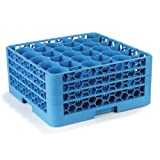 Carlisle  (RW30-214) 30 Compartment Full Size OptiClean(TM) NeWave(TM) Glass Rack [Set of 2]