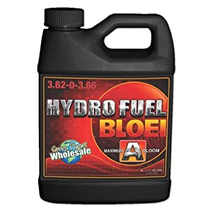 Green Planet Nutrients - Hydro Fuel Bloei A & B Maximum BLOOM (1 Liter Bloei A + 1 Liter Bloei B)